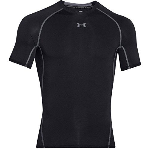 Under Armour UA HeatGear Short Sleeve, kurzärmliges Funktionsshirt, atmungsaktives Kurzarmshirt für Männer...