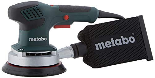 Metabo Exzenterschleifer SXE 3150 (600444000) Karton, Durchmesser des Stütztellers: 150 mm, Leerlaufdrehzahl:...
