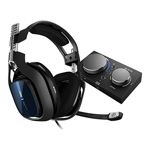 ASTRO Gaming A40 TR, Gaming-Headset mit Kabel, MixAmp Pro TR, ASTRO Audio V2, Dolby Audio, Austauschbares...