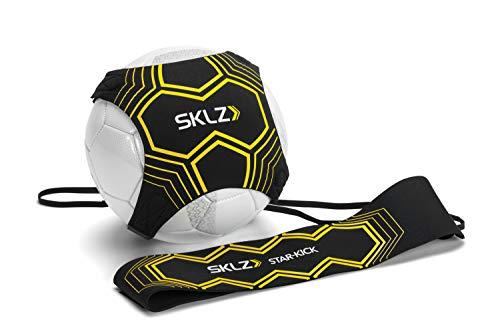 SKLZ Starkick Solo Fußball Trainer, Gelb/Schwarz, One Size