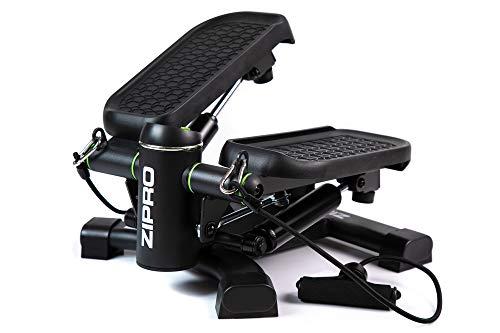 Zipro Roam Stepper Mini-Fitnessgerät inkl. LCD-Trainingscomputer mit vielen Funktionen Fitnesstraining für...