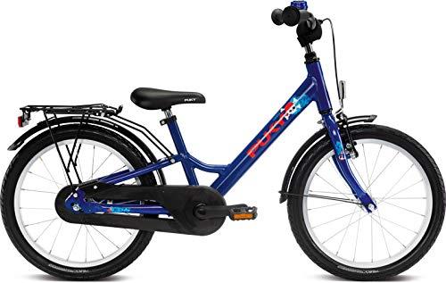 Puky Youke 18''-1 Alu Kinder Fahrrad Ultramarine blau