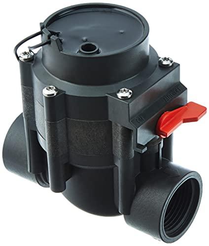 Gardena Bewässerungsventil 24 V: Automatische Bewässerungssteuerung, selbstreinigender Feinfilter, manuelles...