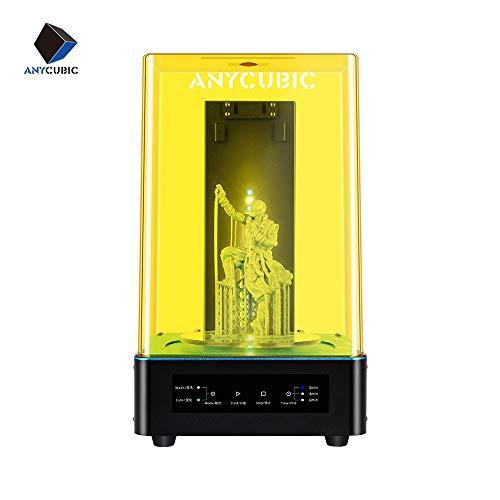 ANYCUBIC Wash & Cure UV LED Durchhärtegerät mit Waschfunktion Passend für 405nm/356nm LCD/DLP 3D Drucker