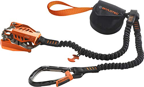 Skylotec Rider 3.0, Black/orange