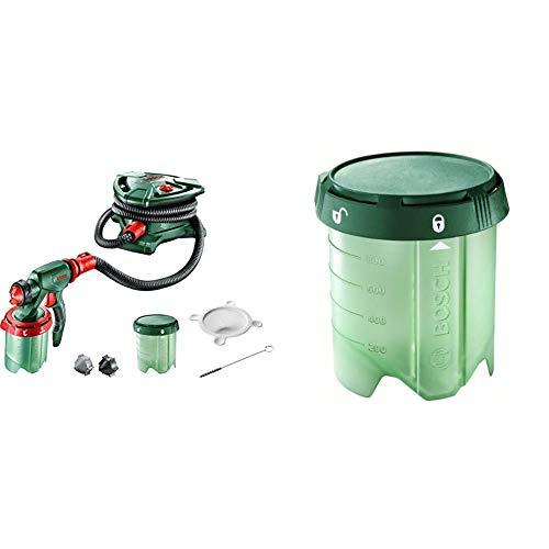 Bosch elektrisches Farbsprühsystem PFS 5000 E (1200 Watt, für Lack/Lasur/Wandfarbe, im Karton) + Constant...