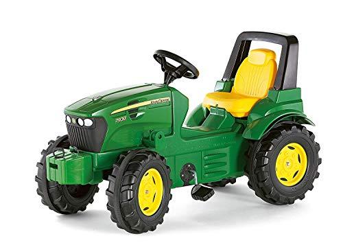 Rolly Toys rollyFarmtrac John Deere 7930 (Sitz verstellbar, Flüsterlaufreifen, Alter 3-8 Jahre, Front- und...