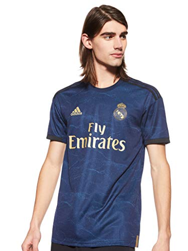 adidas Real Madrid Trikot Real A JSY, Night Indigo, S, FJ3151