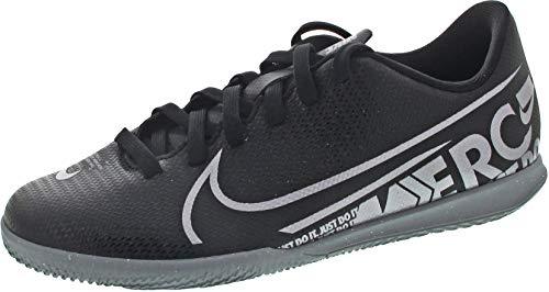 Nike Unisex Vapor 13 Club IC Fußballschuhe, Mehrfarbig (Black/MTLC Cool Grey/Cool Grey 1), 36.5 EU