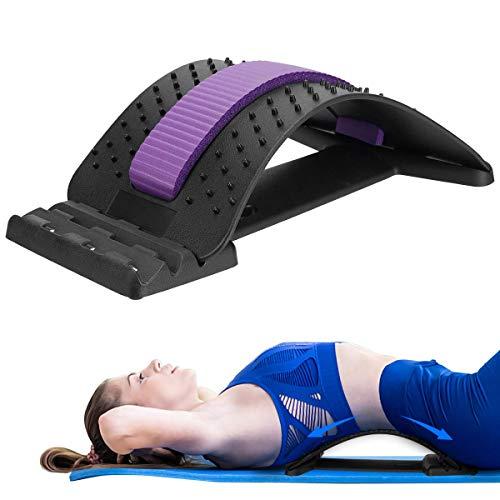 Rückenstrecker Rückendehner Back Stretcher,Rückendehner Rückenmassagegerät,Back Stretcher,Rückenmassage...