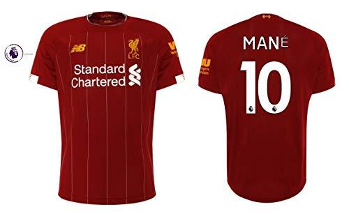FC Liverpool Trikot Kinder 2019-2020 Home PL - Mane 10 (164)