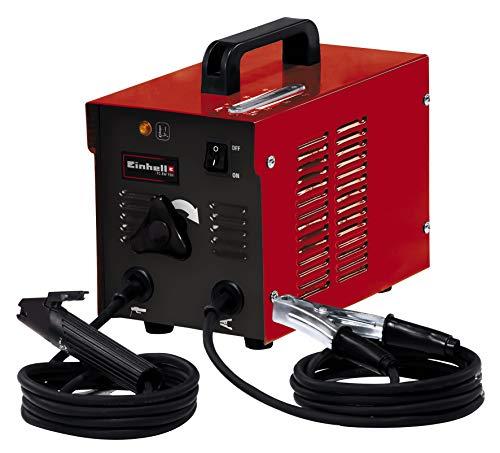 Einhell Elektro-Schweißgerät TC-EW 150 (230 V 50 Hz, Schweißstrom 40 - 80 A, Elektroden-Durchmesser 1.6 -...