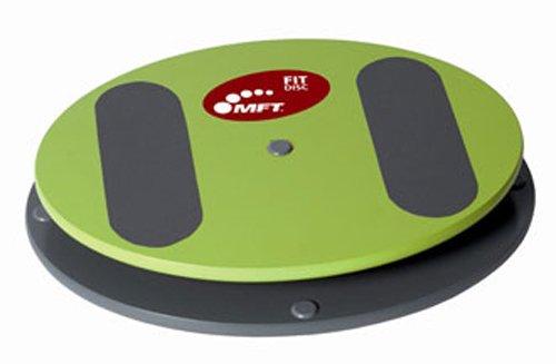 MFT Fit Disc Balance Board Fitnessgerät, grün/Grau, 51 x 41 x 8 cm
