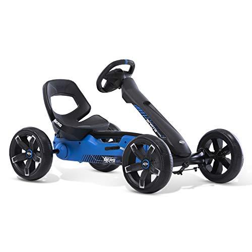 BERG Pedal-Gokart Reppy Roadster mit soundbox   KinderFahrzeug, Tretfahrzeug mit hohem Sicherheitstandard,...