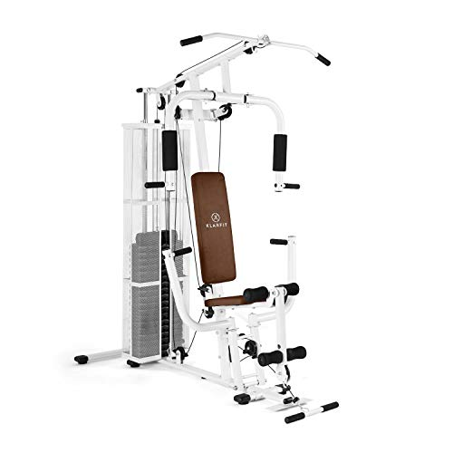 Klarfit Ultimate Gym Kraftstation - multifunktionale Fitnessstation, Trainingsstation, Ganzkörpertraining,...