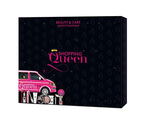 Shopping Queen Beauty-Adventskalender - Der offizielle Kalender für alle Fans der VOX Styling-Doku, 660 g,...