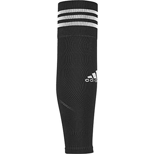 adidas Erwachsene Team Sleeve 18 Stutzen, Black/White, EU 40-42