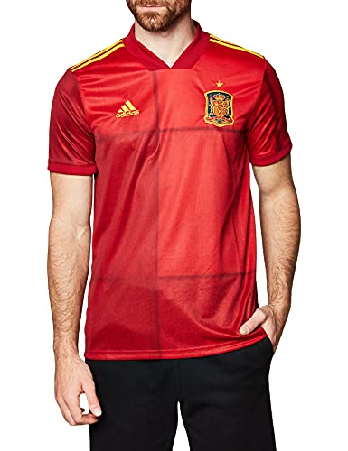 Adidas - SPAIN FEF Saison 2021/22, Trikot, Home, Spielausrüstung, Mann