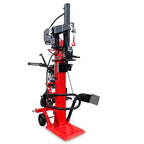 CROSSFER Holzspalter LS22T-PTO+E400V / 22 Tonnen Spaltkraft / 110cm Spaltlänge/Zapfwellenantrieb Dreipunkt +...