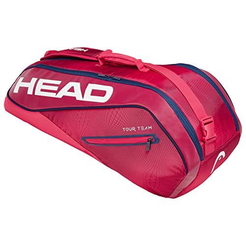 HEAD Unisex– Erwachsene Tour Team 6R Combi Tennistasche, RANV, Einheitsgröße
