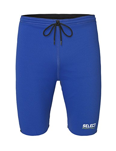 Select Herren Thermohose, blau/Schwarz, L