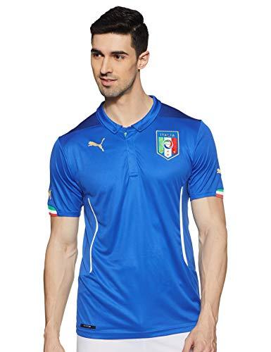 Puma Herren Italien Trikot FIGC Home Shirt Replica, Team Power Blue, XL, 744288 01