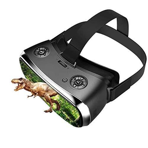 All-In-One-VR-Brille Der Virtuellen Realität, 3D-Brille Virtual PC-Brillen-Headset All-In-One-VR Für PS 4...