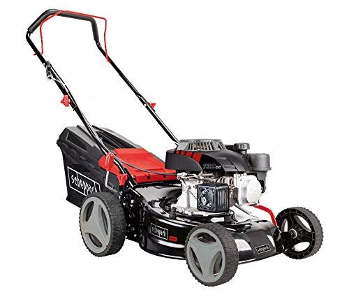 scheppach Rasenmäher RM420 3in1 - 3.4PS | Schnittbreite 420mm | 45L | Schnitthöhenverstellung 25 - 75 mm |...