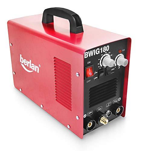Berlan WIG/TIG Inverter Schweigert 180A - BWIG180