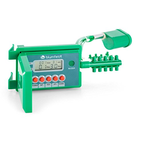 blumfeldt Aquanova - Bewässerungssystem, Bewässerungsanlage, Bewässerungsset, automatische Bewässerung,...