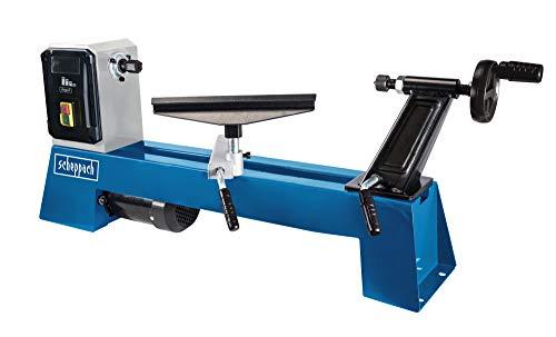 scheppach DM500T Drechselbank - 400W | Variable Geschwindigkeit | Max. Werkstückmaße 350 x 500 mm