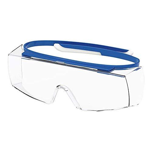 Uvex super OTG Schutzbrille kratzfest, chemikalienbestndig