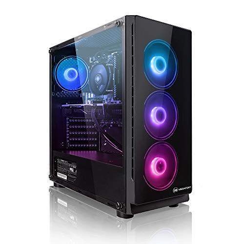 Megaport High End Gaming PC AMD Ryzen 7 3700X 8 x 4.40 Turbo • Nvidia GeForce RTX 3060 12GB • 1TB M.2 SSD...