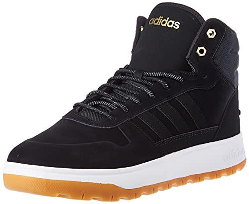 adidas Herren Frozetic Basketballschuh, Schwarz, 40 2/3 EU
