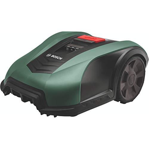Bosch Roboter Rasenmäher Indego M 700 (19 cm Schnittbreite, für Rasenflächen bis 700 m², Schnitthöhe...