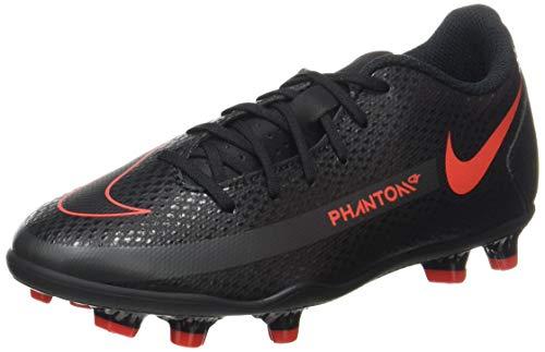 Nike Future 5.3 Netfit Fg/Ag Jr Soccer Shoe, Gelb Ultra Yellow Puma Black, 37.5 EU