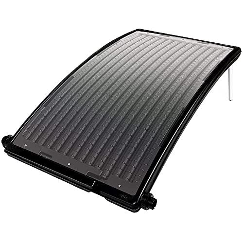 TolleTour Sonnenkollektor Solar Poolheizung Solarheizung Pool Heizungen Solaranlage Warmwasser Gartendusche...