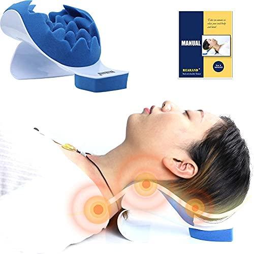 REARAND Nacken und Schulter Relaxer Nackenschmerz Linderung und Unterstützung und Schulter Relaxer Massage...