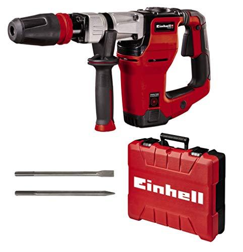 Einhell Abbruchhammer TE-DH 12 (1050 W, 12 J, SDSmax-Werkzeugaufnahme, schwingungsgedämpfter Handgriff, flex....