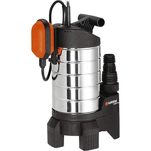 Gardena 1802-20 inox Premium Tauchwasserpumpe bis 20000 l / h