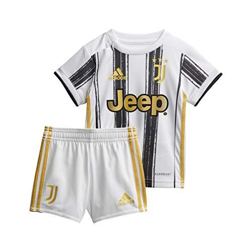 adidas Juventus FC Saison 2020/21 Juve H Baby Mini-Set Baby Erstausstattung Unisex Erwachsene, Unisex, EI9895,...