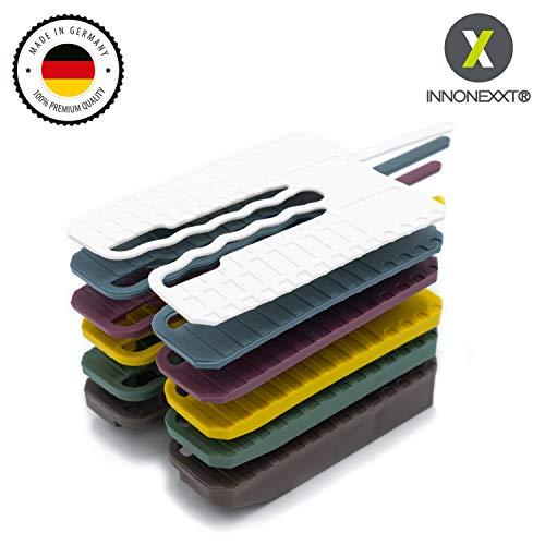 INNONEXXT® Premium Abstandshalter mit Montagehilfe | 60 x 45 mm, 300 Stück | Unterlegplatten, Abstandhalter,...