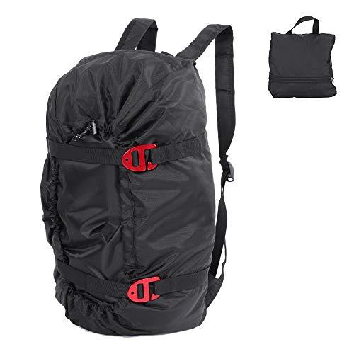 Klettern Seil Tasche, Tragbare Outdoor Camping Wandern Falten Schultergurt Ausrüstung Rucksack(22 * 22 *...