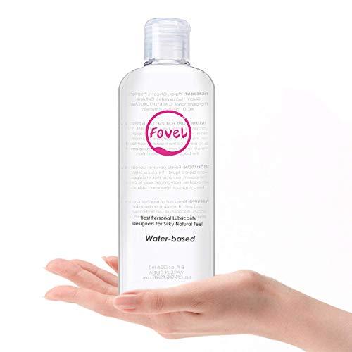 Gleitgel Auf Wasserbasis, Fovel Gleitgel Gleitmittel Wasserbasis Erotik Gleitmittel Wasser für Sie und...