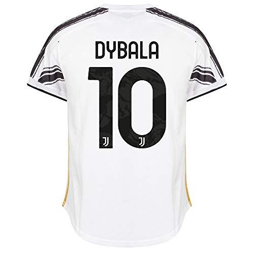 adidas Juventus Dybala 10 Home Trikot 2020-2021 - L
