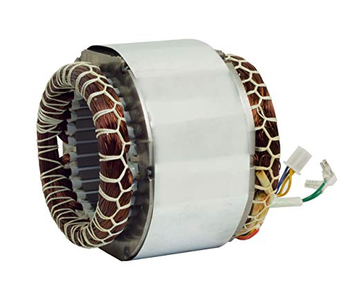 Stator Rotor Anker Wicklung Spule Stromgenerator Stromerzeuger Generator