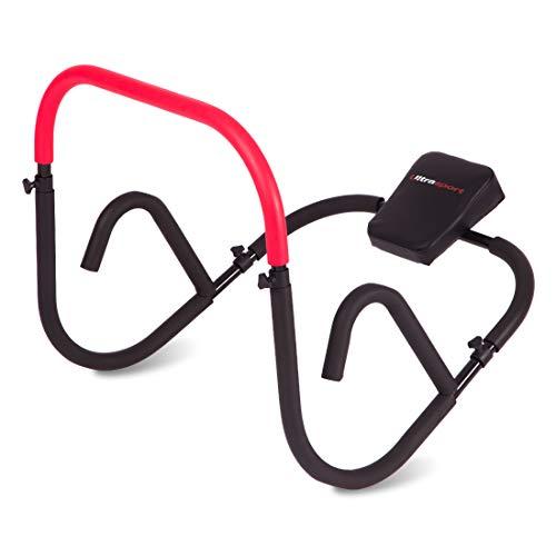 Ultrasport AB Trainer, ein Profi Bauchtrainer mit dem die Bauchmuskeln zu Hause intensiv trainiert werden...