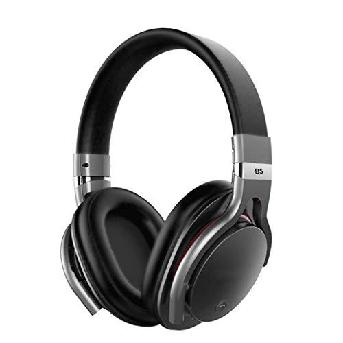 DYY Aktive Rauschunterdrückung Bluetooth-Headset Bilateral Stereo 90 ° Rotierender Kapselgehörschützer...