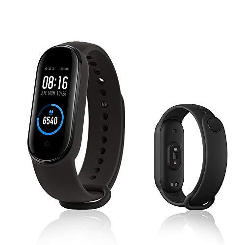 Xiaomi Mi Band 5 Smart-Armband, Aktivitäts-Tracker, Fitness-Tracker, 2,7 cm (1,1 Zoll), dynamisches...