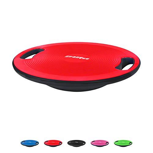 Sport-Tec Balance Board mit Griffen, ø 40 cm